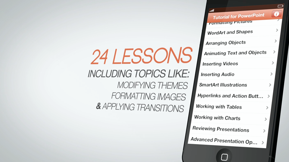 24 Lessons