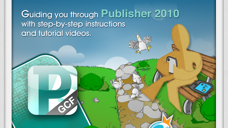Publisher 2010 Tutorial App