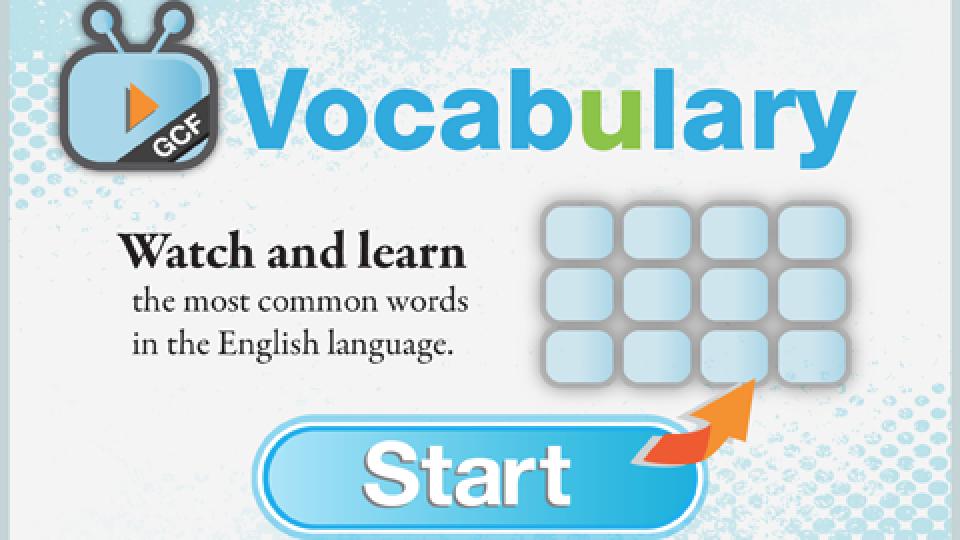 Vocabulary Videos App