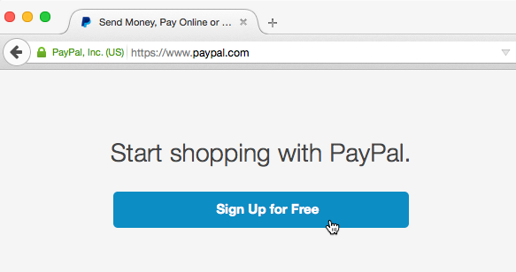 Online Money Tips: What is PayPal? - Full Page