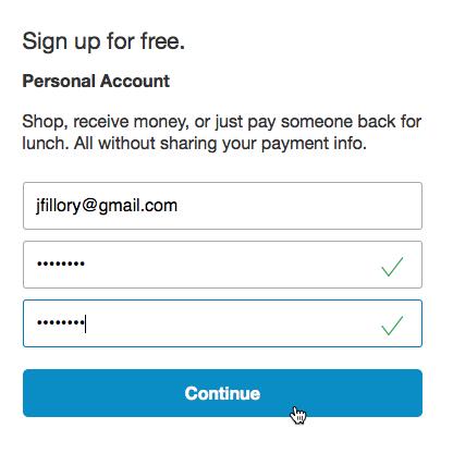 choosing a username