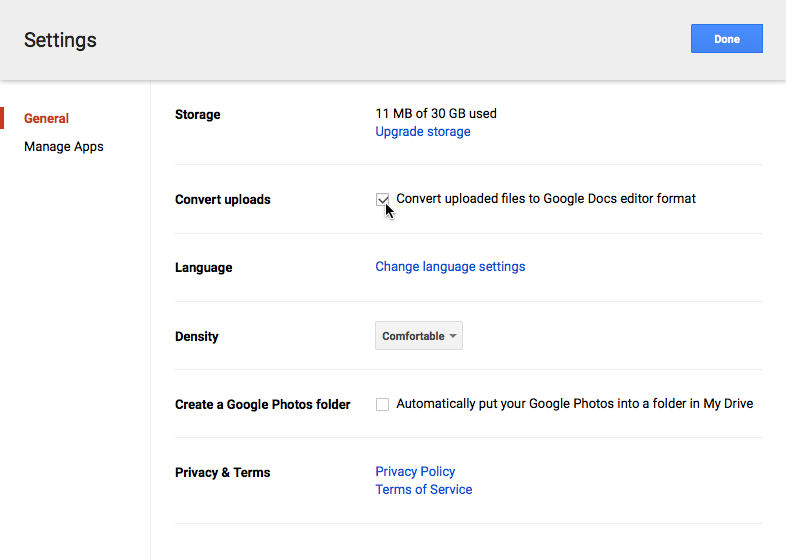 uploading files to google drive tutorial at gcflearnfree