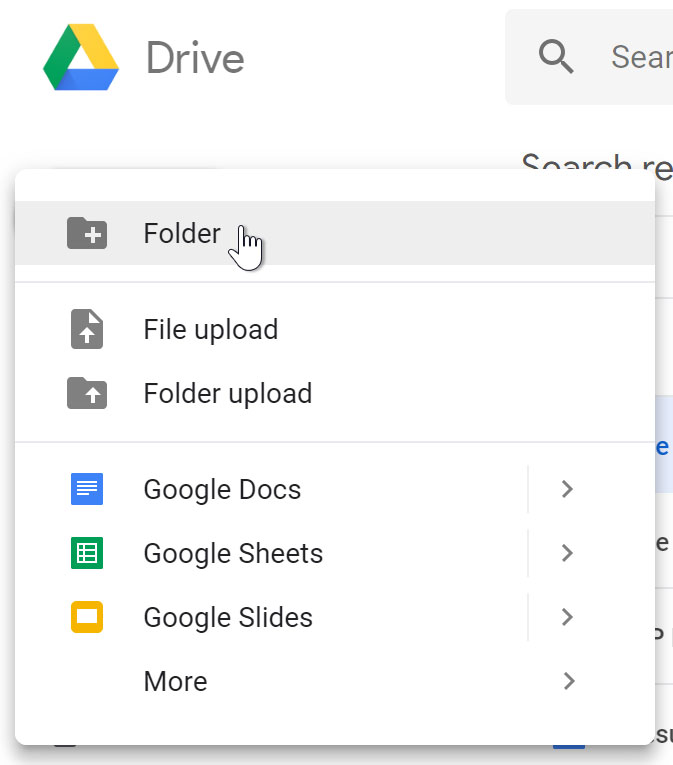 Google Sheets: Managing Your Files