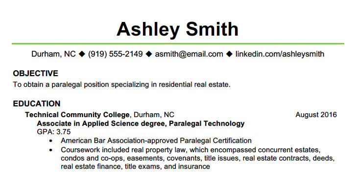 education_history_example_ashley - Resume Education
