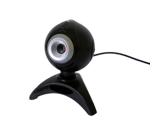 een webcam