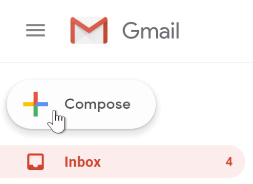 Gmail: Sending Email Print Page