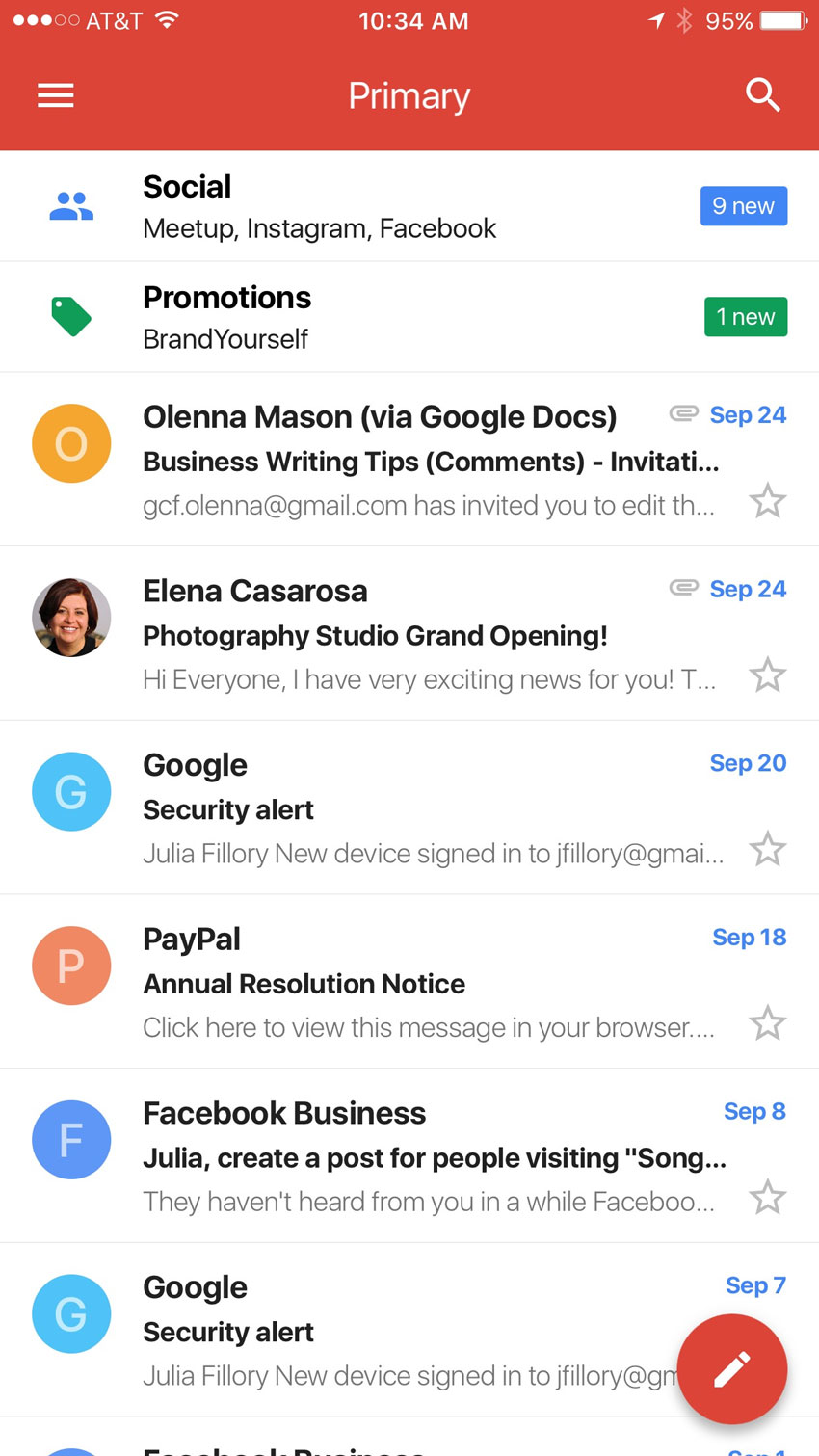 Gmail: Gmail for Mobile Devices Print Page