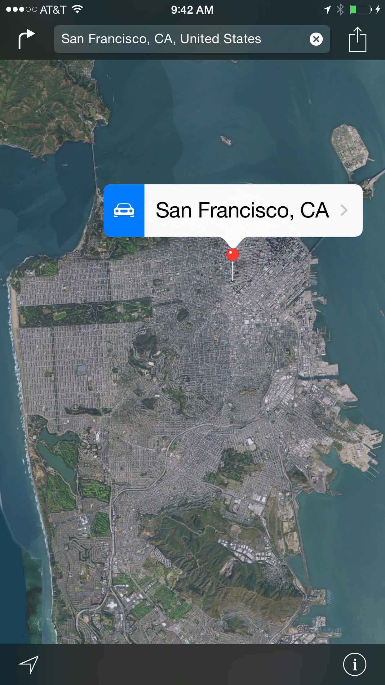 Η εφαρμογή Google Maps