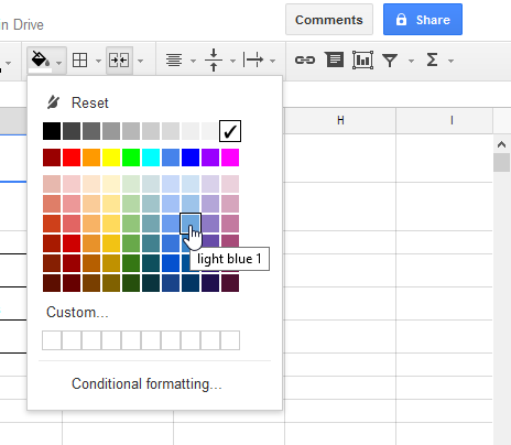 google sheets pattern fill seatle davidjoel co