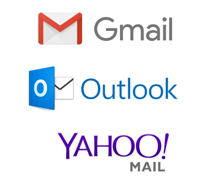Top webmail service providers