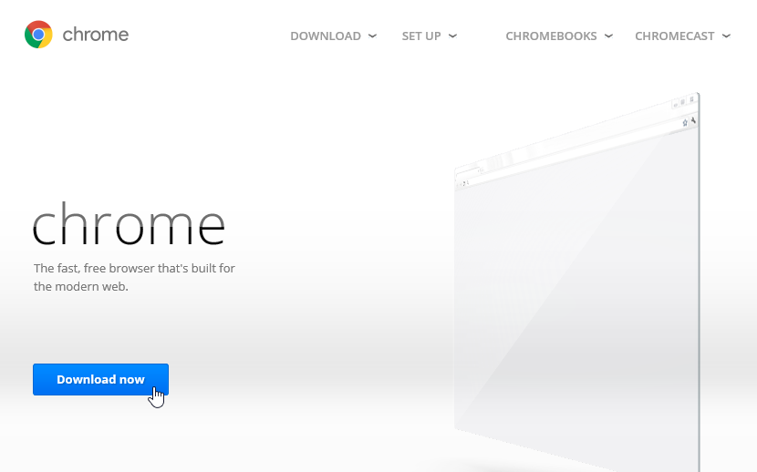 Chrome: Getting Started with Google Chrome Print Page
