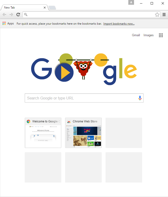 Chrome: Browsing in Chrome Print Page