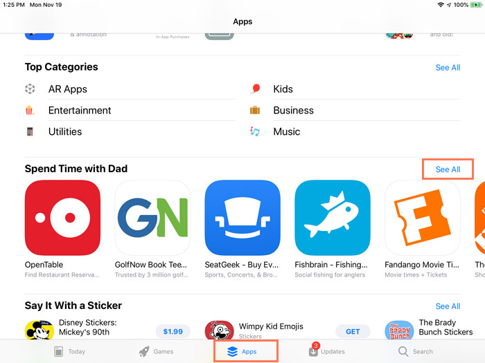 iPad Basics: Installing and Managing Apps