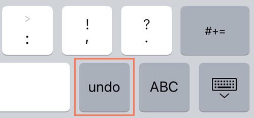 iPad Basics: Using the Keyboard