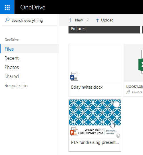 OneDrive and Office Online: Create and Share Office