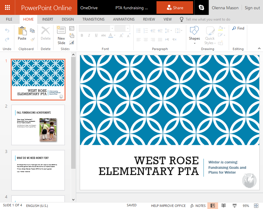 You Can Now Edit It With Office Online