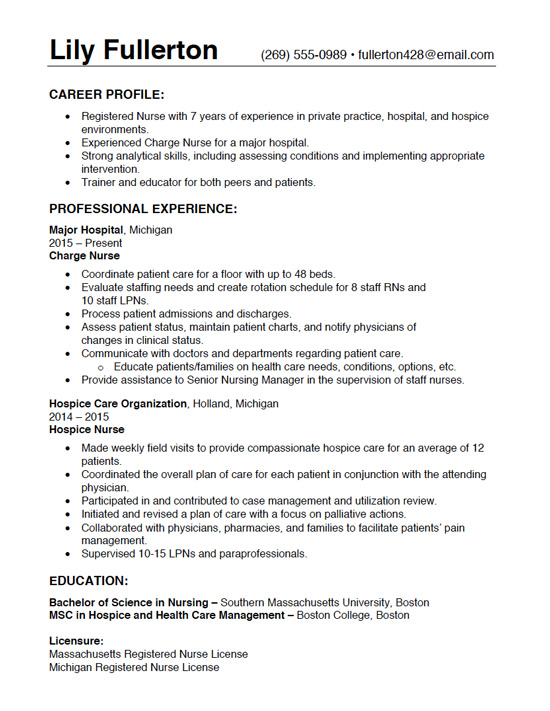 Cyber_safe_resume  Images Of A Resume