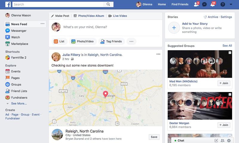 Facebook: Getting Started with Facebook