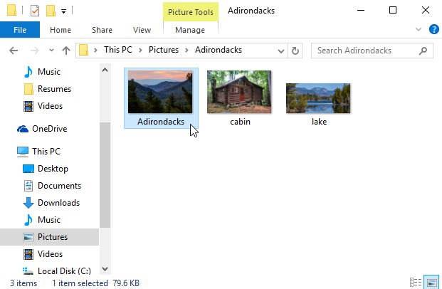 Windows Basics: Opening Files with Different Applications
