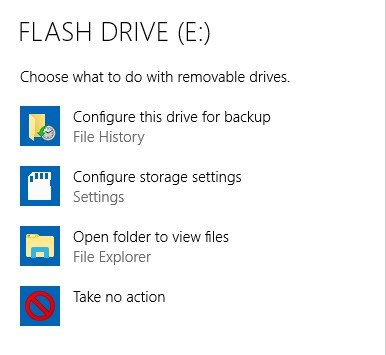 Windows Basics: Working with Flash Drives