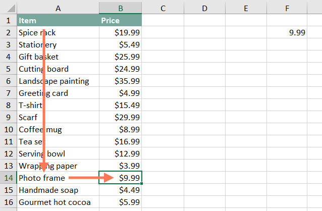 Excel Tips: How to Use Excel's VLOOKUP Function