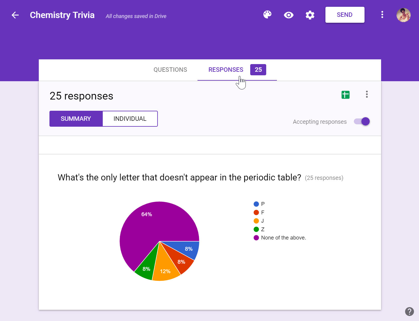 google tips use google forms to create quizzes surveys