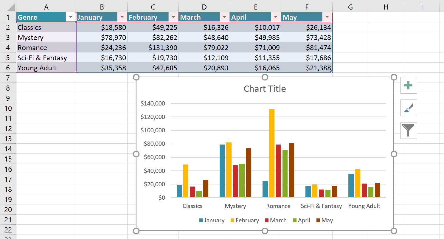 Excel 2016 Basic Tips For Working With Data Full Page