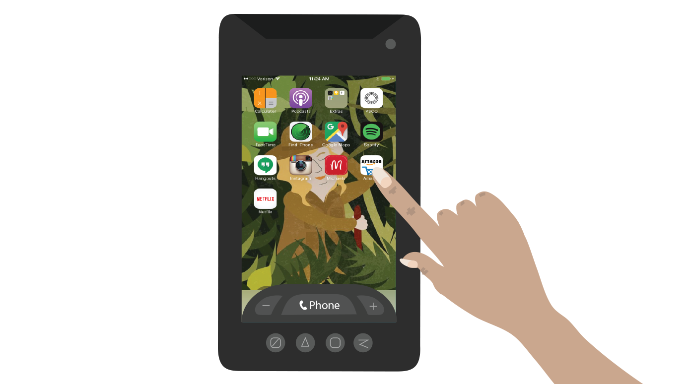 illustration of a smartphone