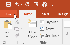 PowerPoint 2016: Getting Started with PowerPoint