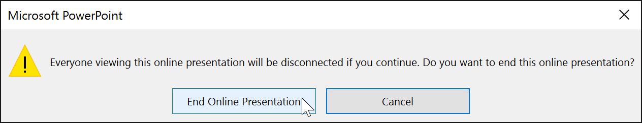 the confirm dialog box