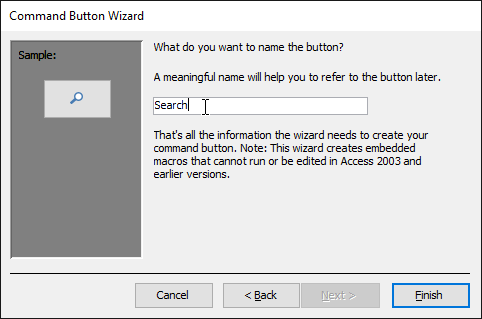 Typing a name for the button - www.office.com/setup