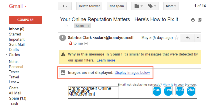Opinion you spam fwd spank mail protection