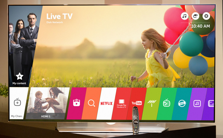 Photo of smart TV