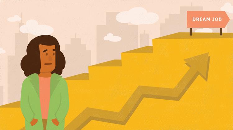 the path to a dream job