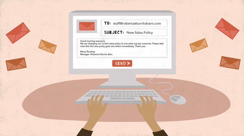 Business Communication: How to Write an Effective Business Email