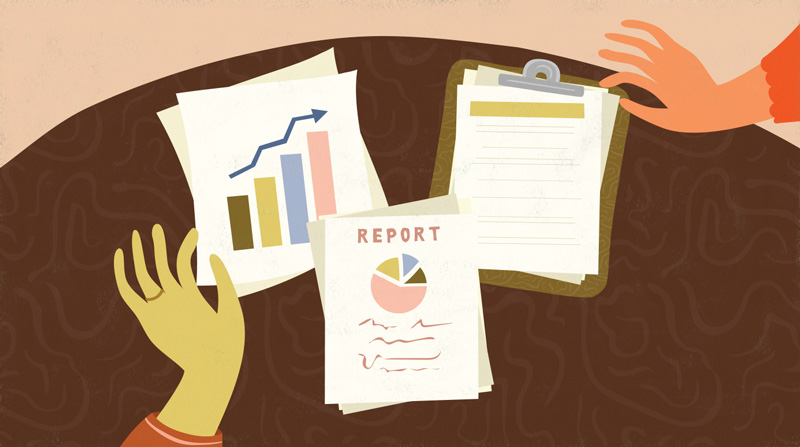 business communication how to write a powerful business report
