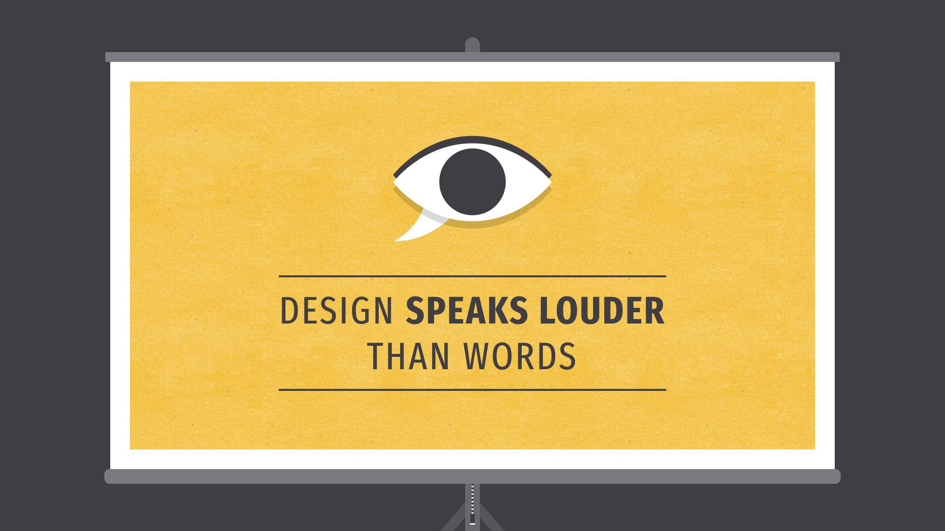 графика жана декоративдик сызыктар менен слайд