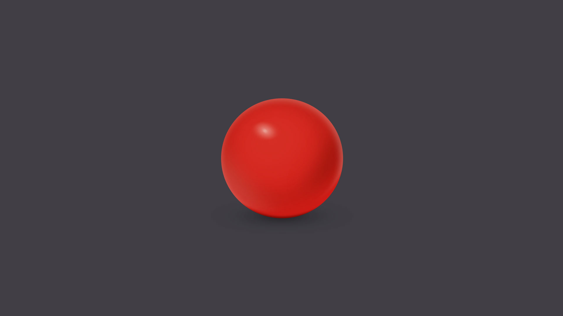 realistic rubber ball
