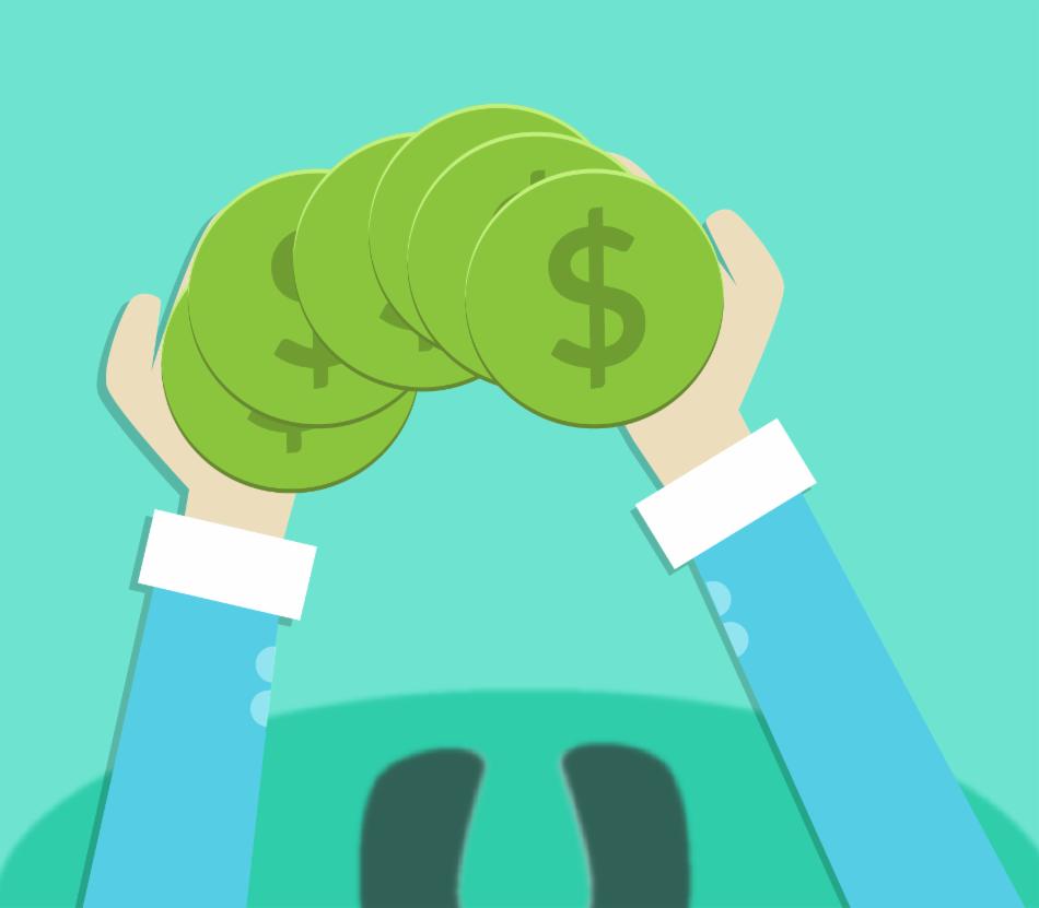 Algunas entidades te exigen tener dinero para prestarte el faltante.