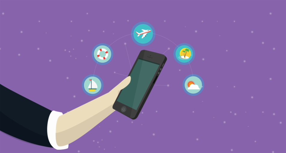 Os aplicativos para sua viagem