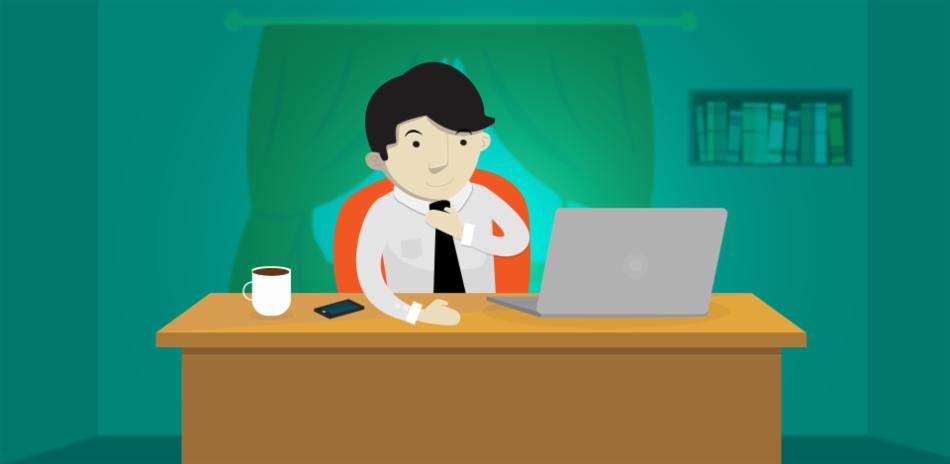 El teletrabajo son las labores que puede hacer una persona alejado de la sede de la empresa.