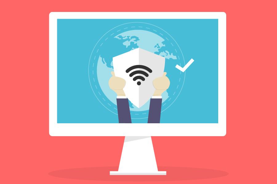 Uma das melhores formas de se manter protegido na internet é ter um antivirus.