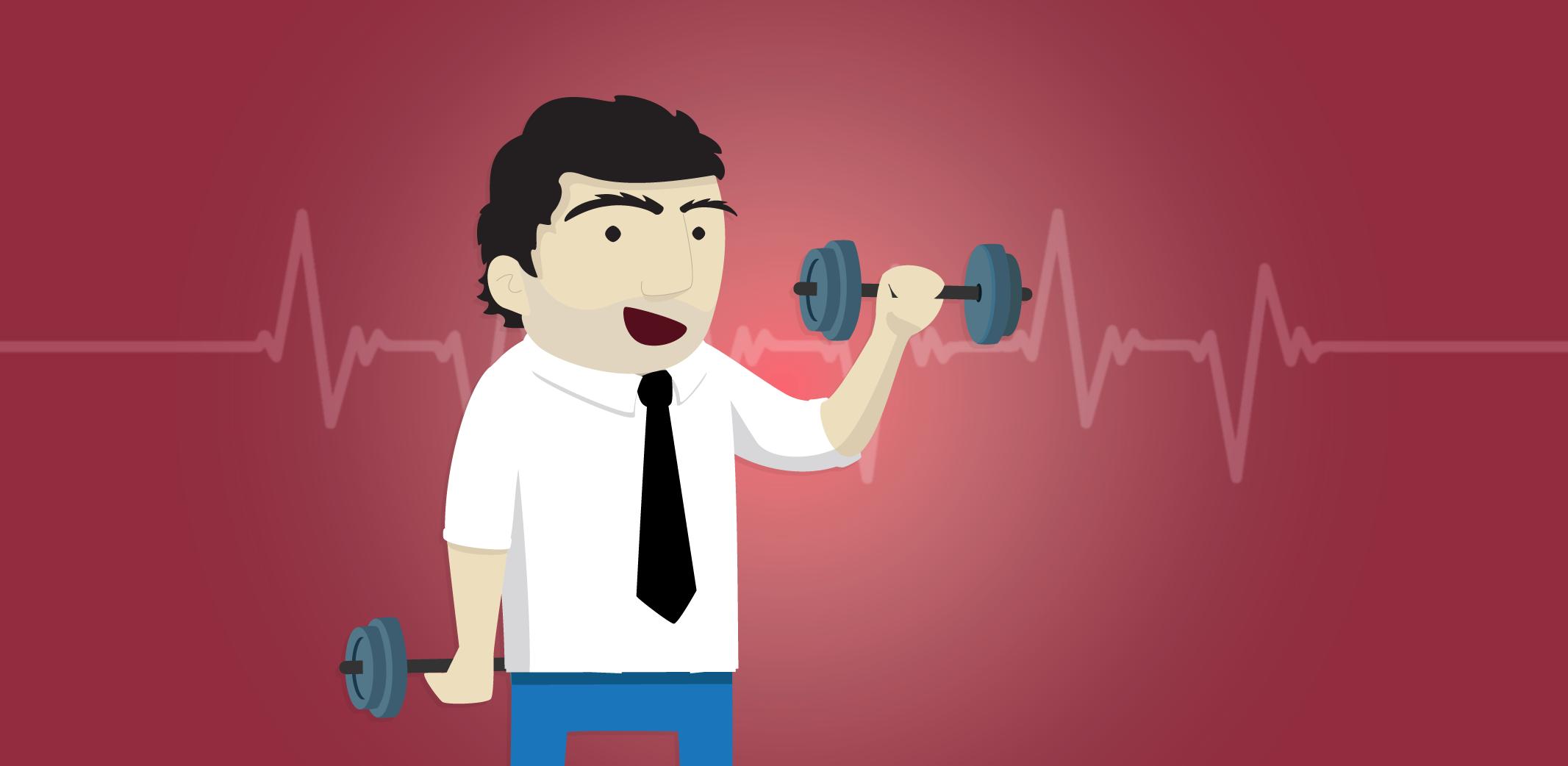 Incluir exercícios físicos em nossas vidas.