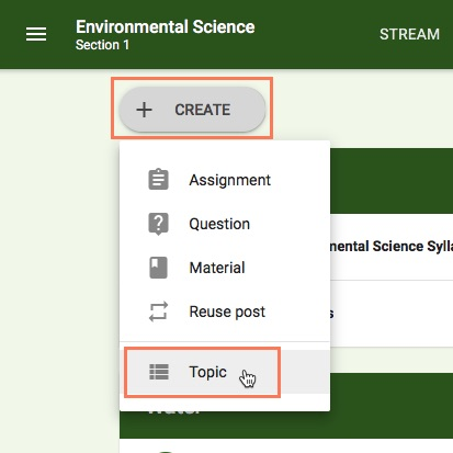 Google Classroom: Creating Assignments and Materials
