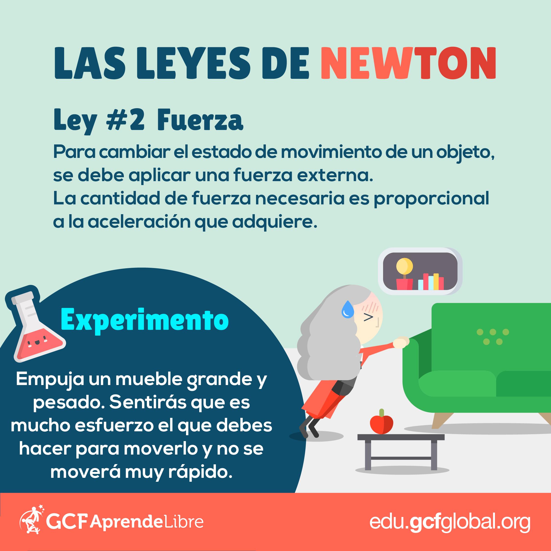 Física Las Leyes De Newton