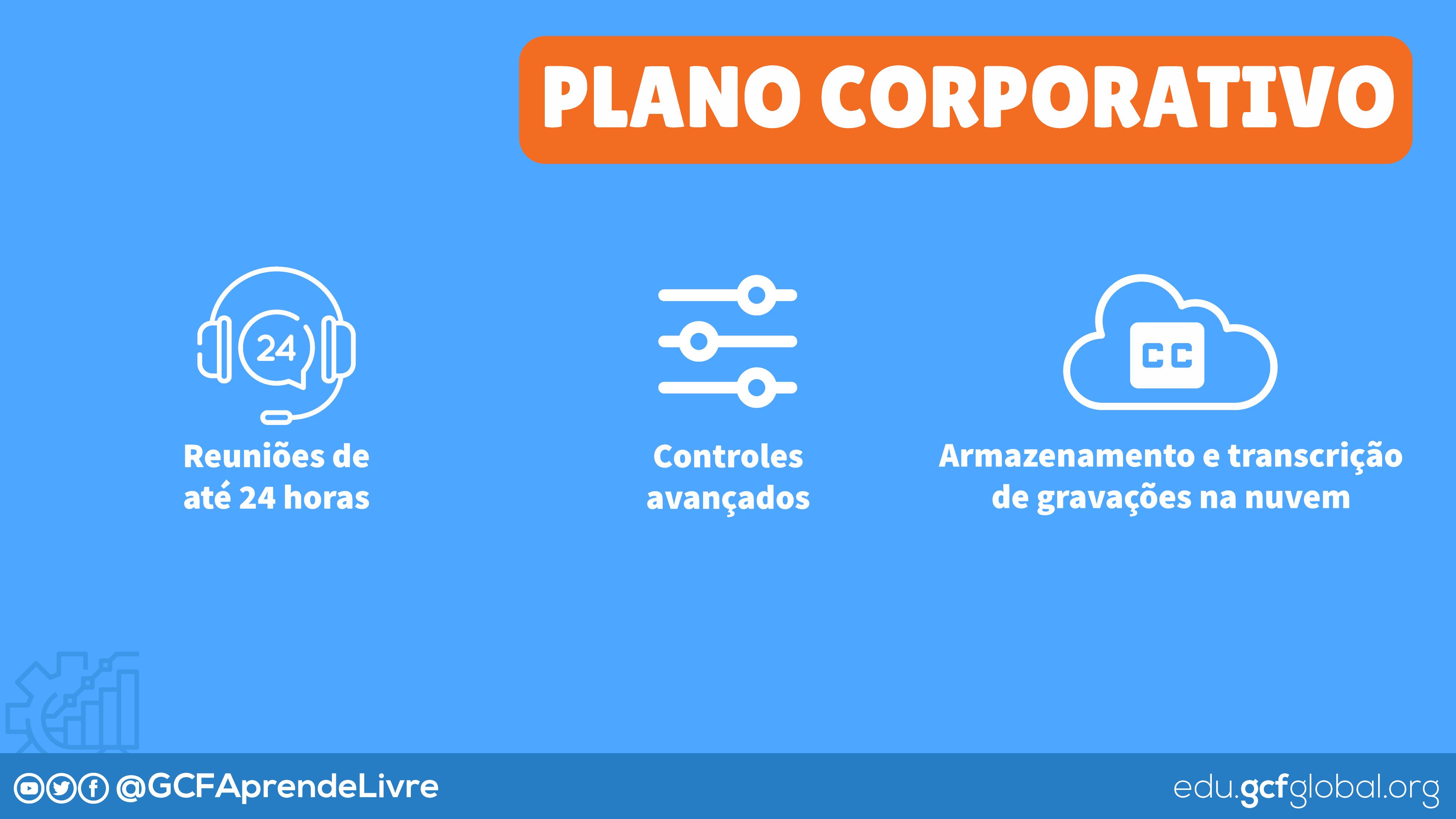 Imagem outros recursos plano corporativo