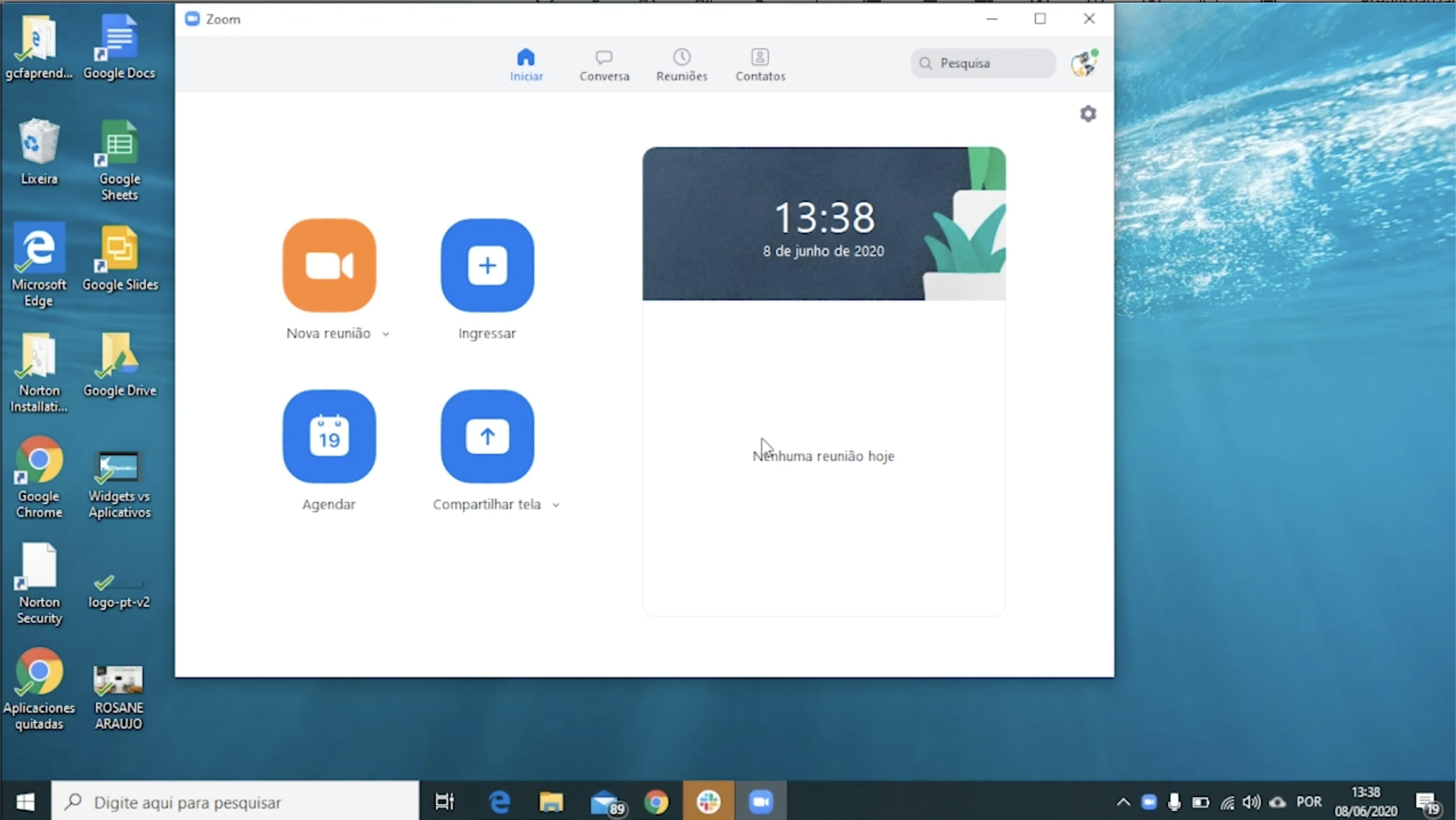 como atualizar o zoom no seu computador windows5