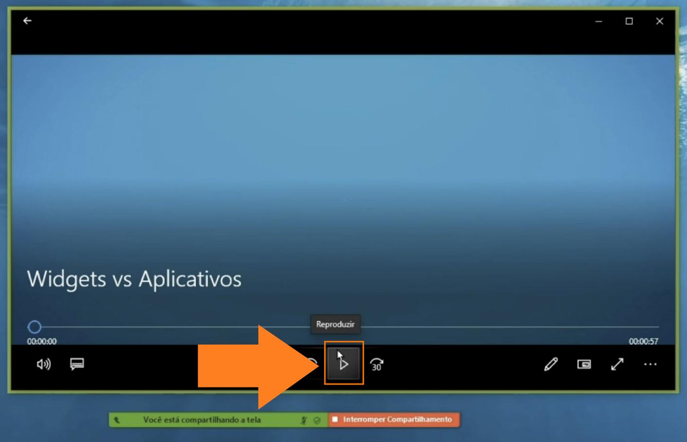Imagem4 de como compartilhar o som de um vídeo durante uma reunião do zoom