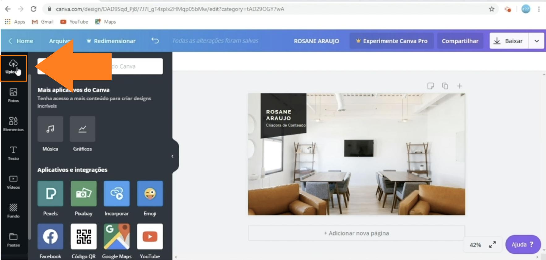 Imagem9 como criar um fundo virtual personalizado para o Zoom