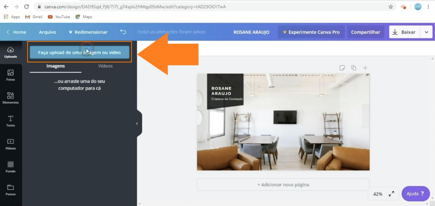 Imagem10 como criar um fundo virtual personalizado para o Zoom